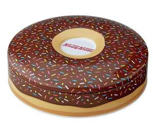 Krispy Kreme Doughnut Tin £2.79 Free click and collect at Argos
