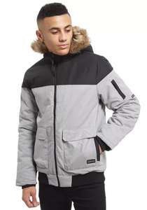 Nanny State Odin Short Parka Jacket size M £25 at JD Sports