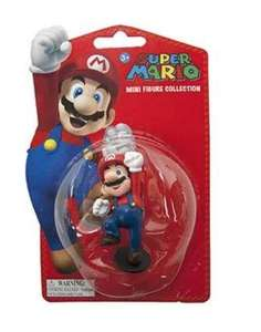 Super Mario mini figure £4.99 @ Grainger games