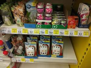 Tesco Portadown - Various air fresheners half price e.g glade candles 75p