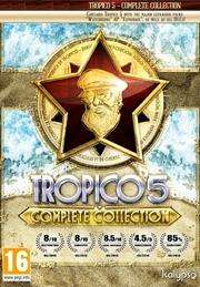 PC :- Tropico 5 Complete Collection £3.59 Retail Version with free delivery Base.com or £5.40 (Steam Key from Gamers Gate)