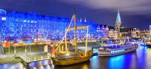 Cheaper than chips: Flights to Bremen, Germany just £1 each way @ Holiday pirates
