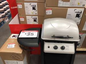 Loads of garden furniture & BBQ's on clearance @ B&Q Wednesbury