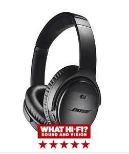 NOW £269! BOSE QC35 II - New version £269 @ Peter tyson