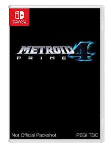 Metroid Prime 4 (Switch)  £39.85 preorder @ simply games