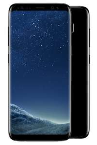 Samsung Galaxy S8 (30Gb data, unlimited calls and text messages) £35 p/m 24 months £840 @ Affordable mobiles
