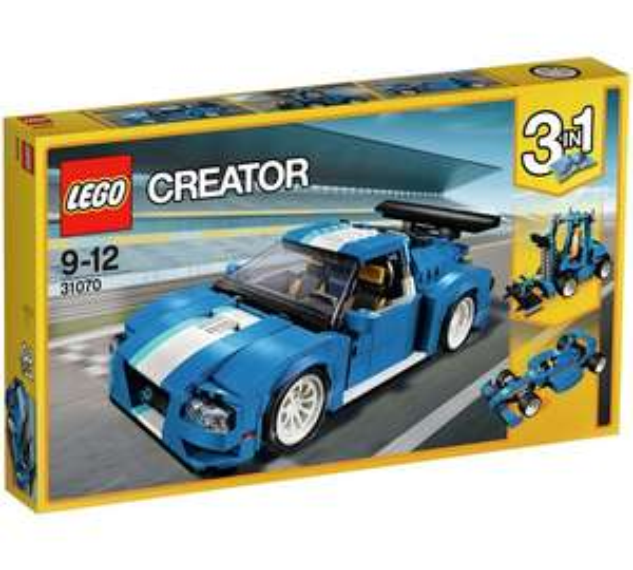 LEGO Creator Turbo Track Racer - 31070 £31.99 @ Argos