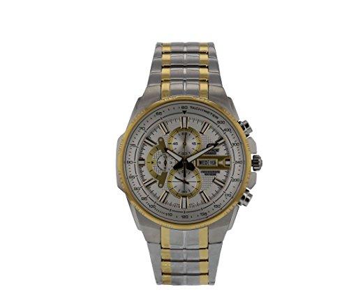 Casio Edifice Men's Quartz Chronograph Watch with Stainless Steel Bracelet £52.24 @ Amazon