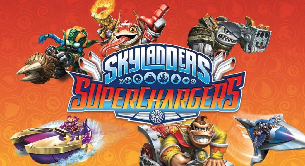 Skylanders superchargers £1 @ Smyths instore staples corner