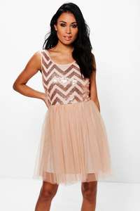 Boohoo dress was £30 now £2 / £3.88 delivered with code