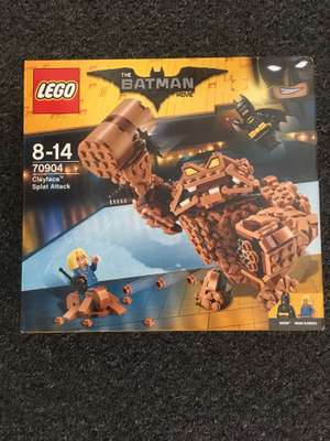 Lego Batman Clayface Splat Attack £3 @ Asda instore