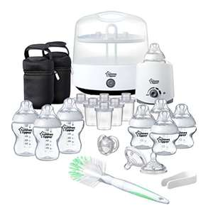 Tommee Tippee Closer to Nature Complete Feeding Set, White £69.99 @ Amazon