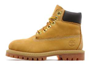 Timberland 6 Inch Premium Boot Infant Sizes £40 @ JDSports