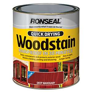 Ronseal Woodstain - from £5 at Wickes