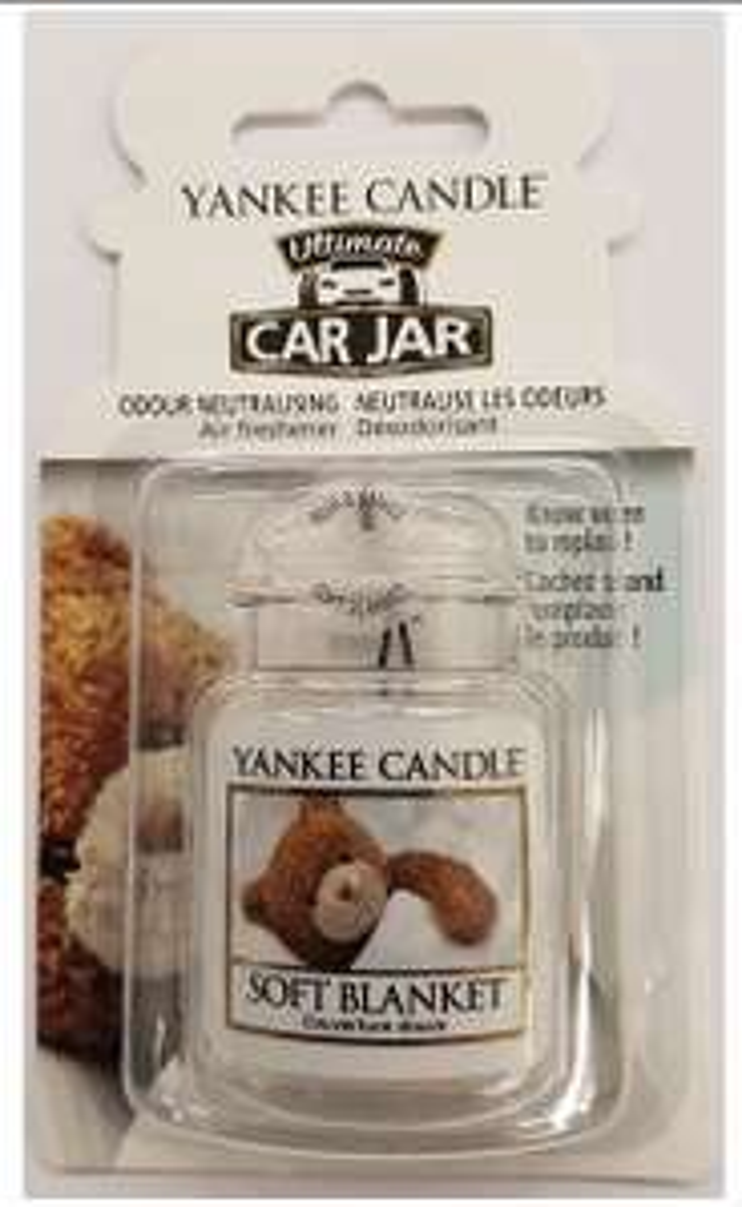 Halfords -Yankee candle 3D car freshener £2.50