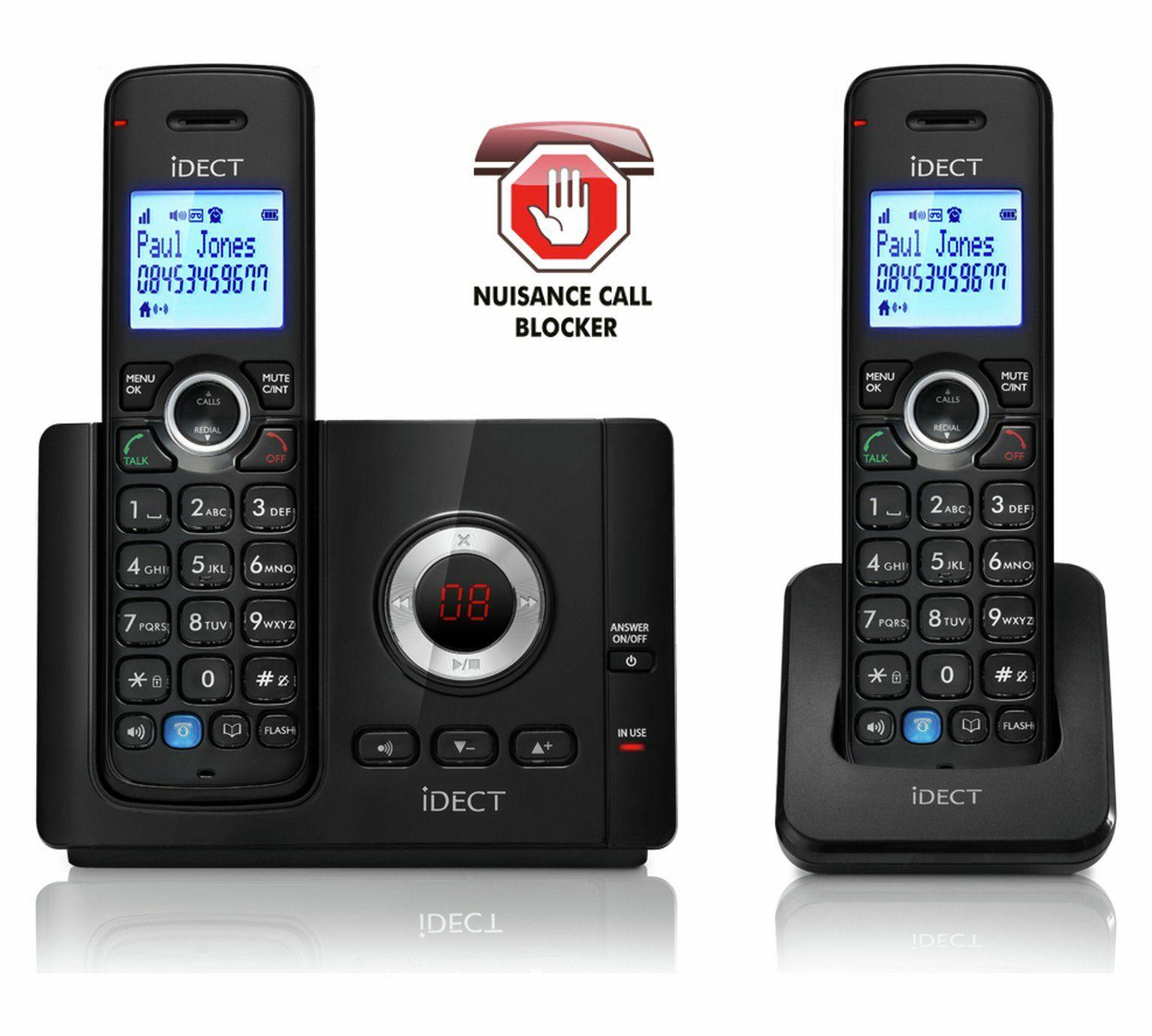 Binatone idect vantage 9325 twin cordless phone £40 instore @ Asda