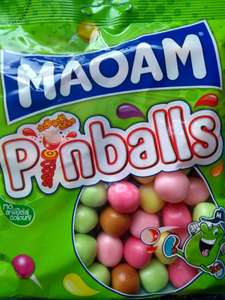 Maoam PinBalls 200g, Haribo Starmix 180g, Tangtastic 140g, Super mix 140g, Golden Bears. Any 2 for £1.00 @ Farmfoods
