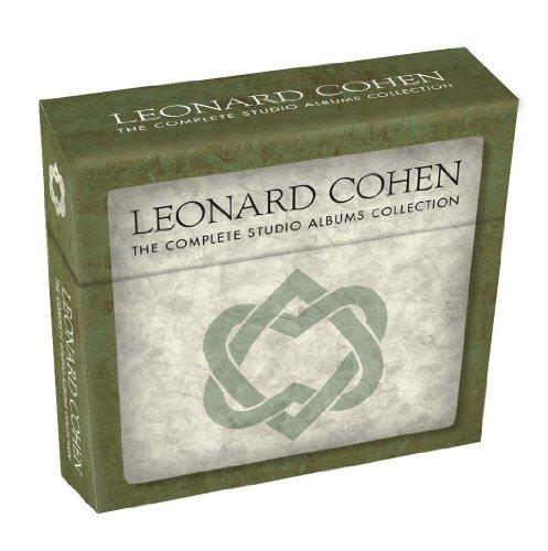 Leonard Cohen CD box set (11 studio albums) £23.41 @ Amazon