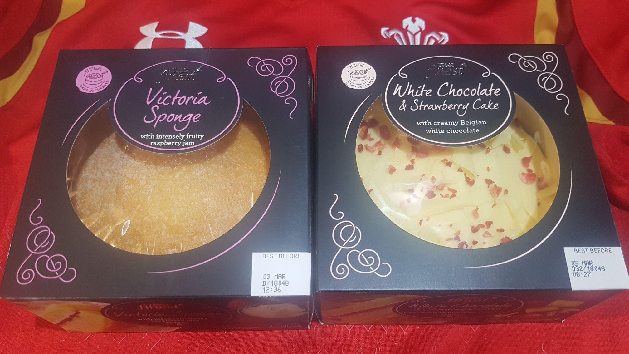 CAKE?? - Tesco Finest Cakes (Serves 6) £1 instore @ Tesco
