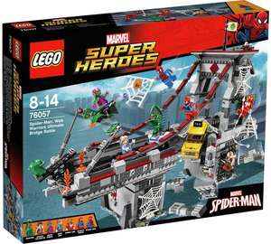 Spiderman lego ultimate bridge battle 52.99 with code @ Argos