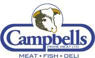 20% off and free delivery with no minimum spend at Cambells Meat with code.