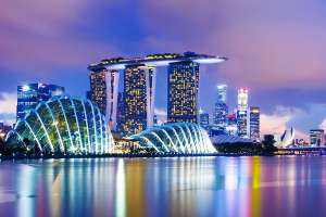 Solo traveller - month travelling around Asia £729 @ Booking.com