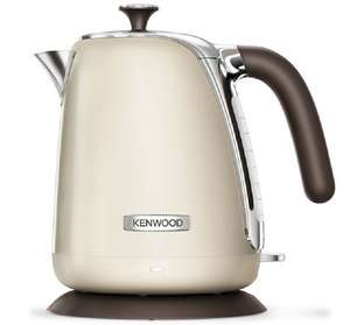 Great kettle deal should get boiling hot Kenwood Turbo Kettle 1.7L, Cream  £39.99 @ Ocado