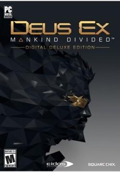 Deus Ex: Mankind Divided - Digital Deluxe Edition (Steam) £8.99/£8.54 @ CDKeys