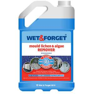 Wet & Forget 5L £17.99 @ Costco
