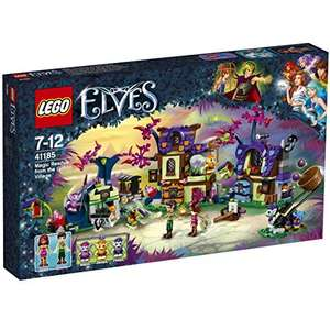 Lego Elves 41185 Magic Rescue From The Goblin Village £35.00 delivered @ Amazon