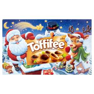 Back in stock large box 500g Toffifee £2.50 @ Morrisons