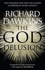 The God Delusion by Richard Dawkins, 99p Kindle Deal of the Day at Amazon - anniversary edition with new material, apparently