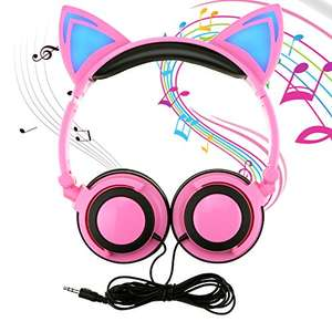 Kids' Cat Ear Headphone £9.99 (+£3.99 non prime) Sold by dajineu and Fulfilled by Amazon