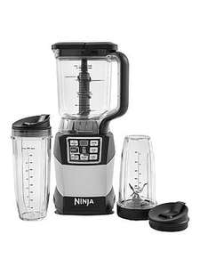 Nutri Ninja BL492UK Compact Blender Duo 1200-watt with Auto-iQ in VERY for £63.99
