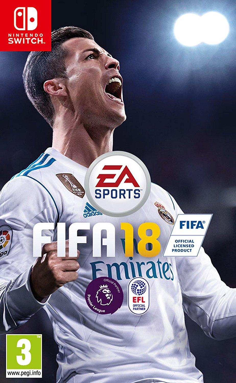 FIFA 18 Nintendo Switch £20.69 w/ code @ 365games
