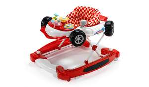 My child CAR or COUPE pink baby walker £45 was £64.99, ( Amazon £ 57.95 ) @ Asdageorge