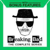 iTunes Breaking Bad complete series £24.99