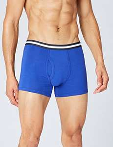 FIND Men's Essential Boxer Briefs, Pack Of 5, XL down from £6.01 prime / £10.00 non prime @ Amazon