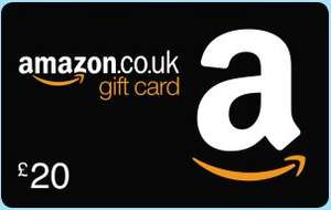 £20 Amazon Gift Voucher when you switch energy provider via Uswitch