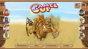 Camel Up Board Game App £1.29 Android / £1.99 iOS