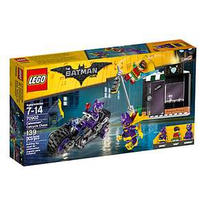Lego Catwoman Catcycle Chase 70902 £2 instore @ Asda Wolverhampton