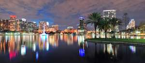 Edinburgh to Orlando via Manchester with Virgin and Flybe 08/10/18-15/10/18 - £332pp @ Travel bag