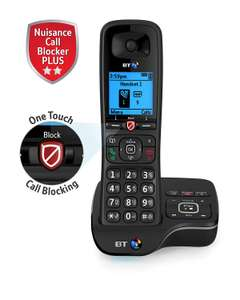 BT 6600 Call Blocker Phone - Single - now only £11.25 to clear (reduced twice from £45) @ Tesco instore
