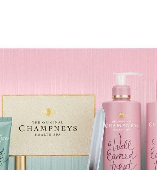 Champneys Reward & Restore Gift Set - £22 @ Boots