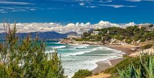 7 nights full board in Salou for £191 each (£381 total) including flights and 3* hotel @ expedia.co.uk
