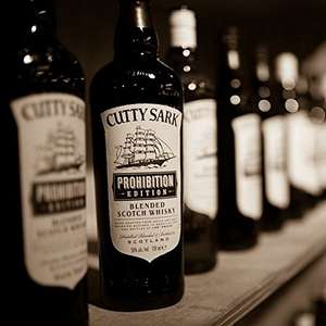 Cutty Sark Prohibition 70cl £22.95 with Amazon Prime