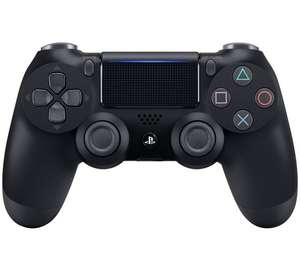 Sony PS4 Official DualShock 4 wireless Controller V2 - Black - £39.99 @ Argos
