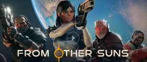 From other suns £13.49 @ oculus store.