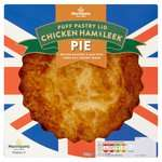 Morrisons Family pies 550gms reduced from £3 to £2.