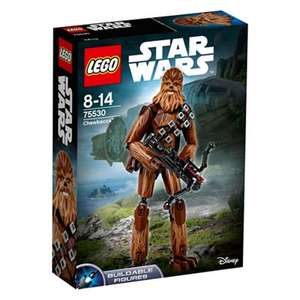Lego Chewbacca £19.60 was £28 @Debenhams free del with code